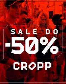 SALE do -50% w CROPP!!