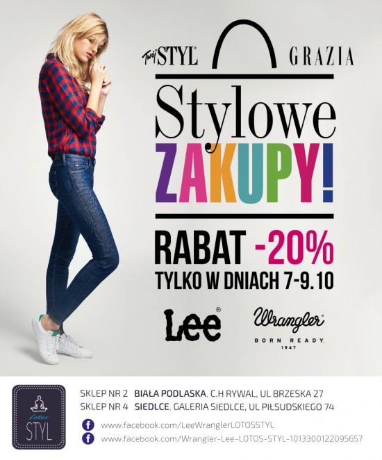 9dd84207 Akcja Stylowe Zakupy w LOTOS STYL - Centrum Handlowe Rywal