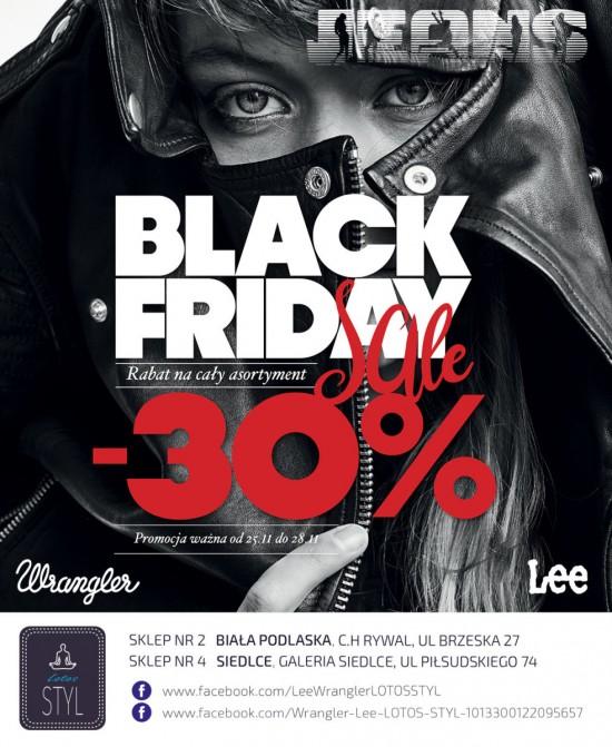 d787b655 Black Friday w LOTOS STYL - Centrum Handlowe Rywal