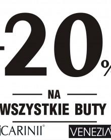 -20% na buty w Salon Magic Line ( RECMAN )