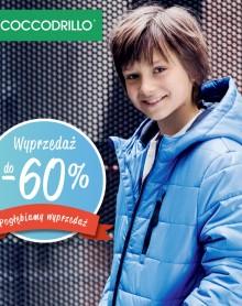 COCCODRILLO – Rabaty do -60%!