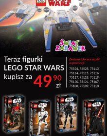 ŚWIAT ZABAWEK Promocja Lego Star Wars