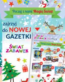 ŚWIAT ZABAWEK Gazetka świąteczna