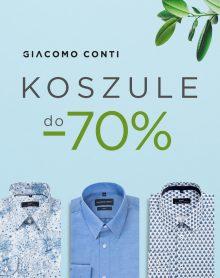 GIACOMO CONTI  KOSZULE do -70%!