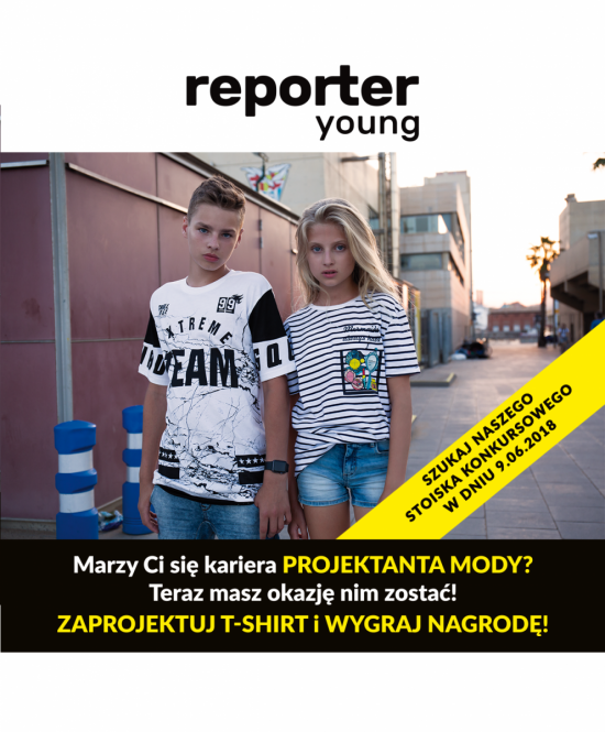 Konkurs REPORTER YOUNG