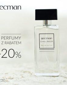 RECMAN Oryginalne perfumy
