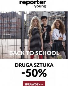 REPORTER YOUNG BACK TO SCHOOL -50%