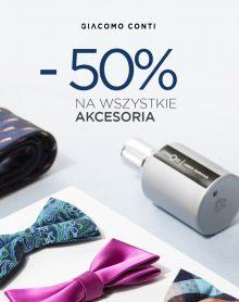 GIACOMO CONTI DniEŃ Chłopaka -50%