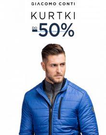 GIACOMO CONTI  Kurtki -50%!