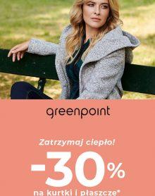 GREENPOINT Kurtki i płaszcze -30%!