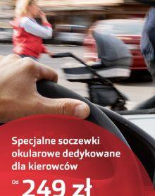 VISION EXPRESS Soczewki dla kierowców
