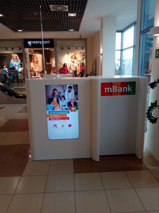 mBank w CH Rywal