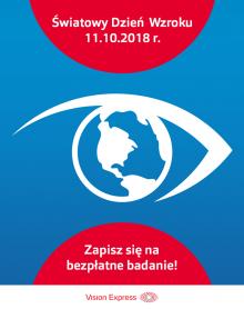 VISION EXPRESS Światowy Dzień Wzroku!