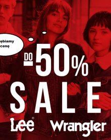 LOTOS STYL – LEE i WRANGLER do -50%