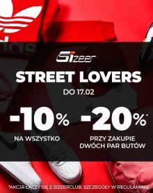 SIZEER -10% na wszystko!