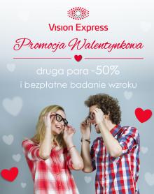 VISION EXPRESS Walentynki!