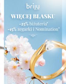 Briju – Promocja Więcej Blasku !