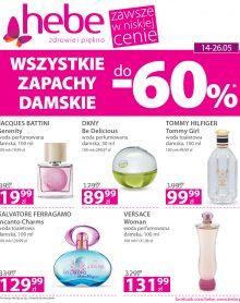 HEBE WSZYSTKIE ZAPACHY DAMSKIE DO -60%*