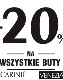 -20% na buty w Salon Magic Line ( RECMAN )
