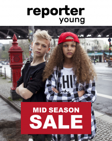 REPORTER YOUNG MID SEASON SALE
