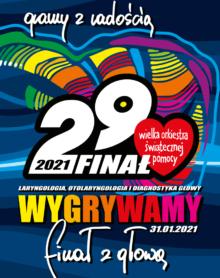 29. finał Wielkiej Orkiestry Świątecznej Pomocy