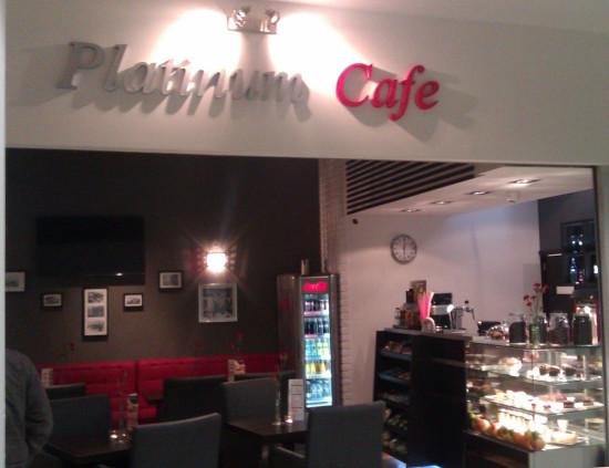 platinium cafe